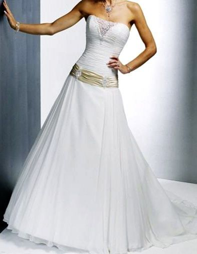 Rebecca's Angel Form Gown