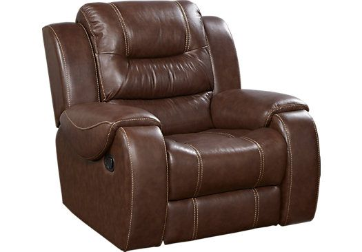 The Making Of The Leather Rocker Recliners Yonohomedesign Com In 2020 Brown Leather Recliner Rocker Recliners Recliner
