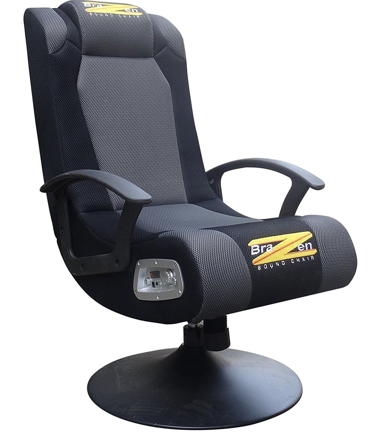 Best Being A Pedestal Gaming Means This Gaming Chair Can Double 640 x 480