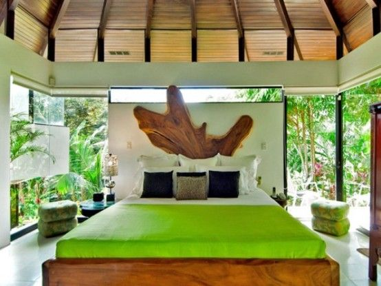 39 tropical bedroom designs decorating ideas - Tropical Bedroom Designs