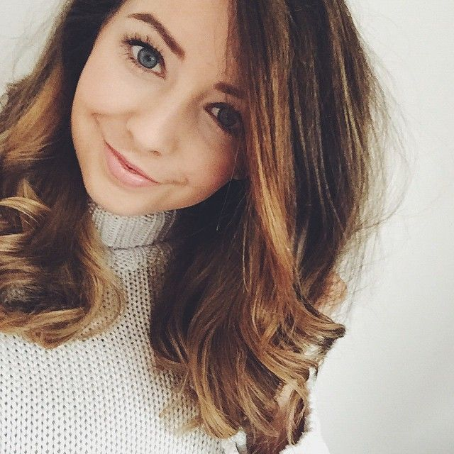 GOOD MORNING FOLKS Zoe This Morning Via Insta YouTube - Hairstyles for short hair zoella