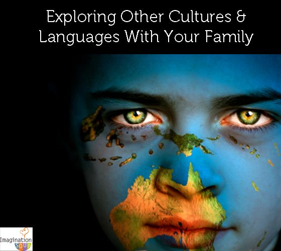 I like the practical ideas in this post about exposing kids to other cultures - things I can actually do!