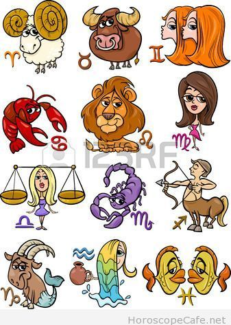 Astrological sign Zodiac Astrological symbols Horoscope, zodiac signs  transparent background PNG clipart | HiClipart