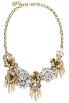 Georgie Statement Necklace