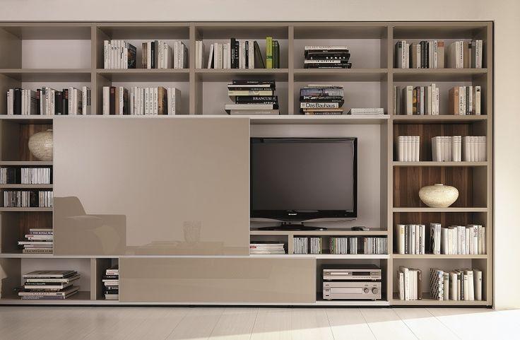 Hulsta Bookcase Meuble Salon Design Mobilier De Salon Beaux Meubles