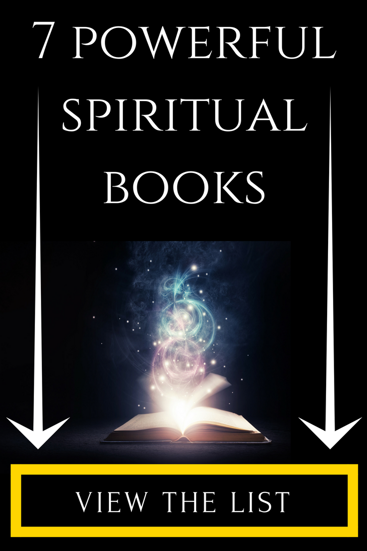 Wondering About The Best Spiritual Books You Can Read To Accelerate Your Spiritual Awakening These 7 Spirituality Books Spiritual Awakening Books Spirituality