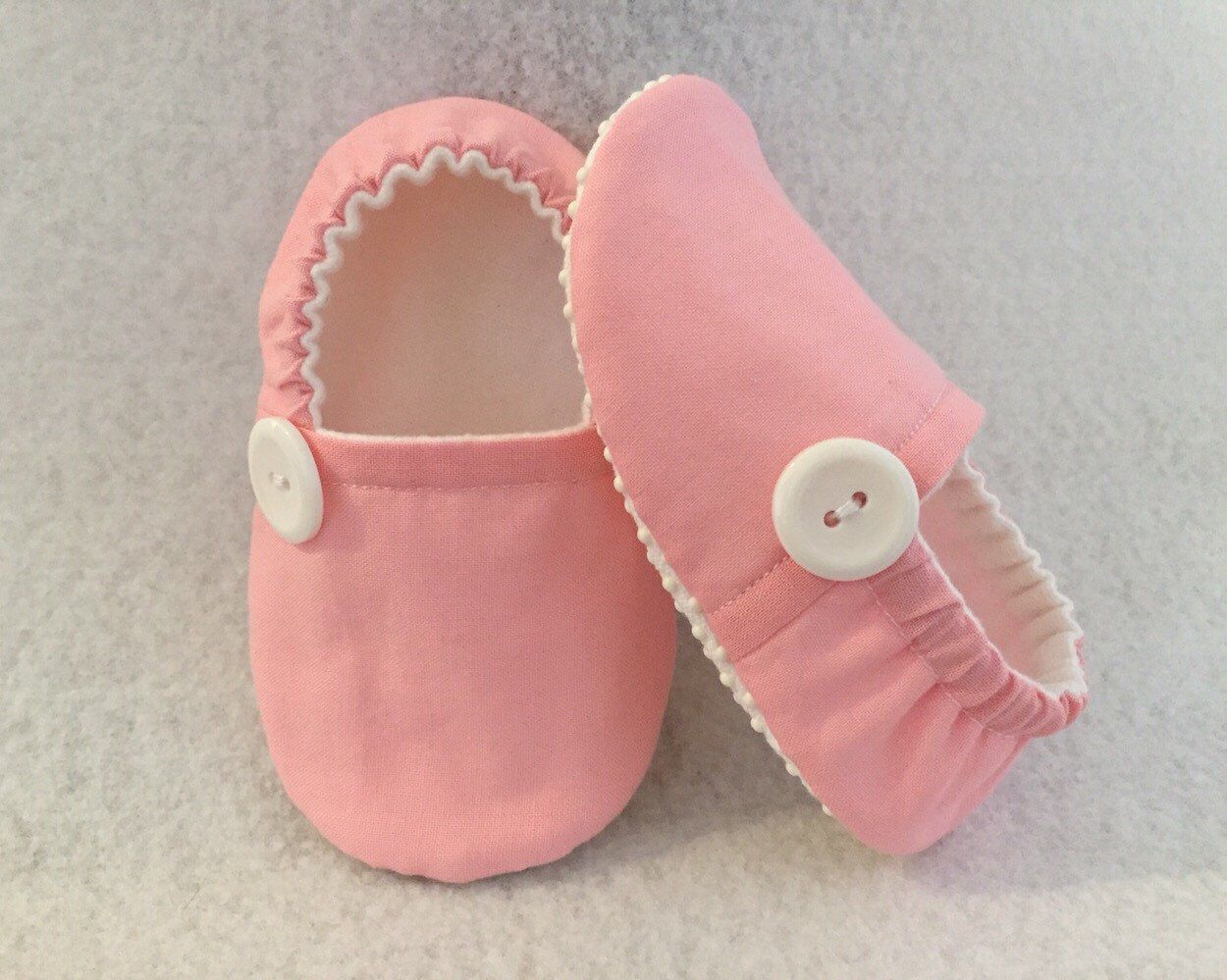 Pink baby shoes pink crib shoes pink