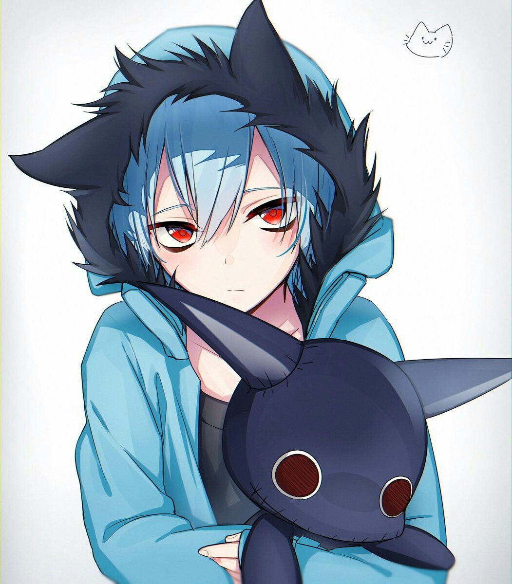 Kuro Sleepy Ash Servamp Anime Anime Neko Cute Anime Guys