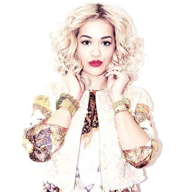 rita ora photoshoot | PHOTOS : Rita Ora HMV Portraits in Manchester London « Rita Ora ...