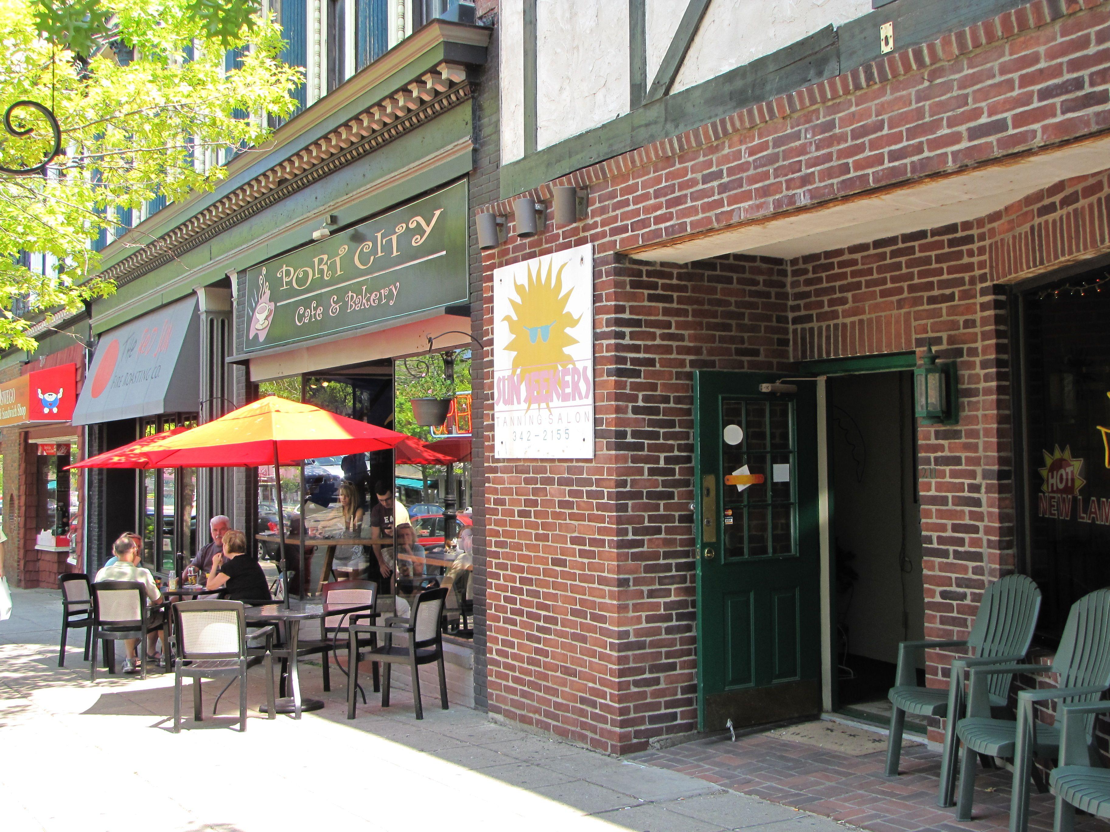Port City Cafe Bakery Oswego Ny