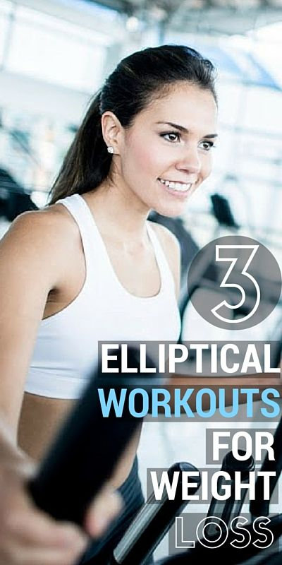 Beat boredom and shed the pounds with these 3 printable elliptical workouts for weight loss!