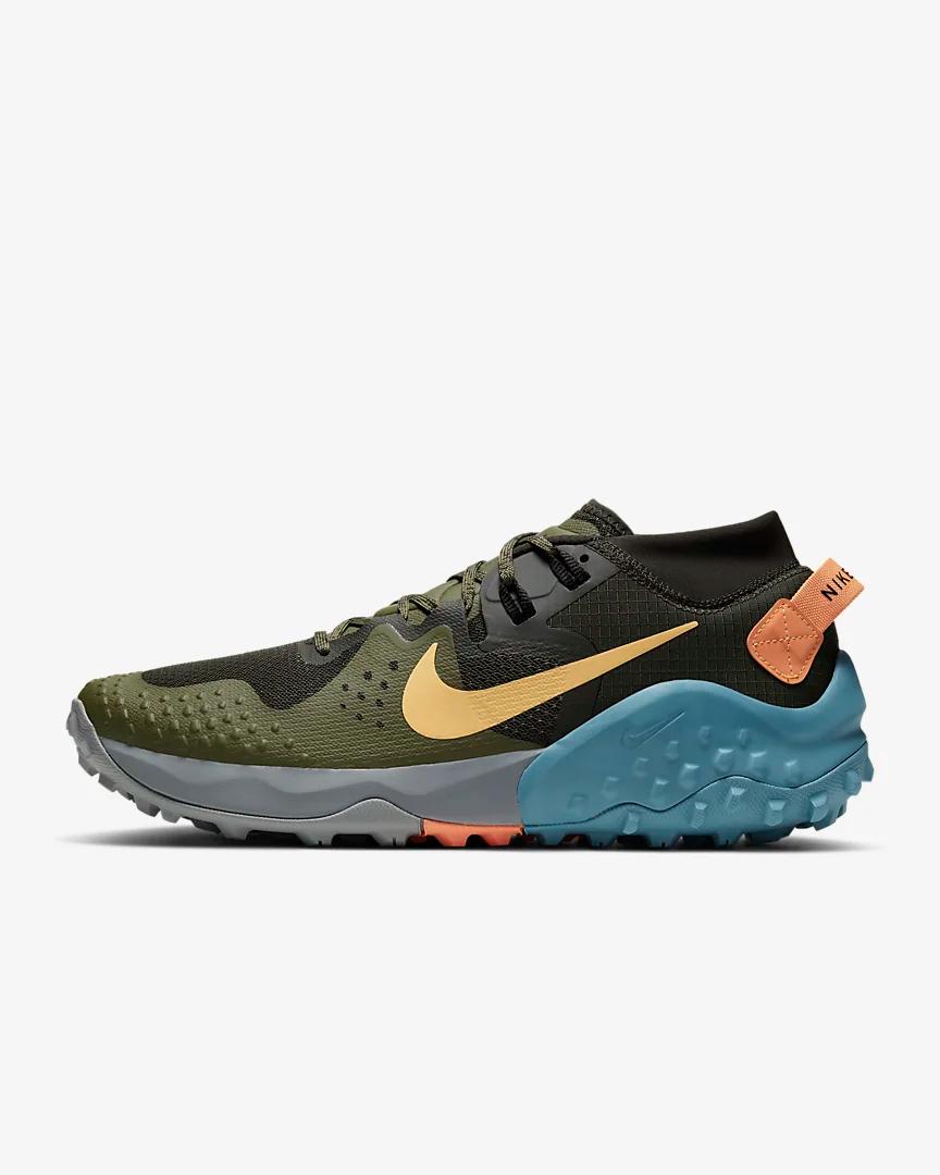 Trail Running Shoe. Nike