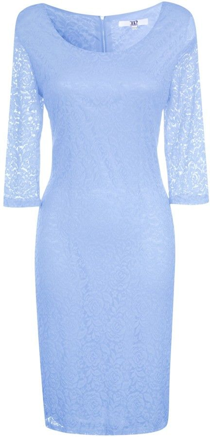 True Decadence Lace Layer Midi Dress on shopstyle.co.uk