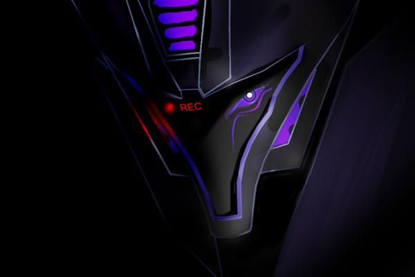 Soundwave unmasked  | Transformers