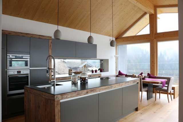 Möbel und Küchen - Kombinationen mit Altholz Küche Pinterest - möbel martin küchen