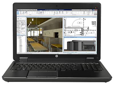 "HP ZBOOK 15 G2 (G7T32AV) Core i7-4710MQ, 16GB, 256GB SSD, FirePro M5100 2G, 15.6"" FHD, Win7 Pro"