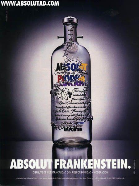 b577df12ac31d31ba658b749ab5824f4 absolut vodka frankenstein, absolut vodka and bottle design,Absolut Vodka Meme