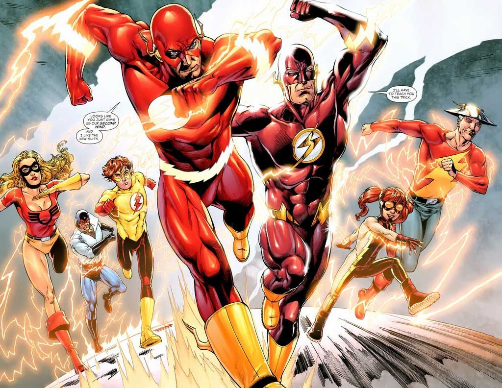 The Main Problem With Flash In Justice League Task Force Is That