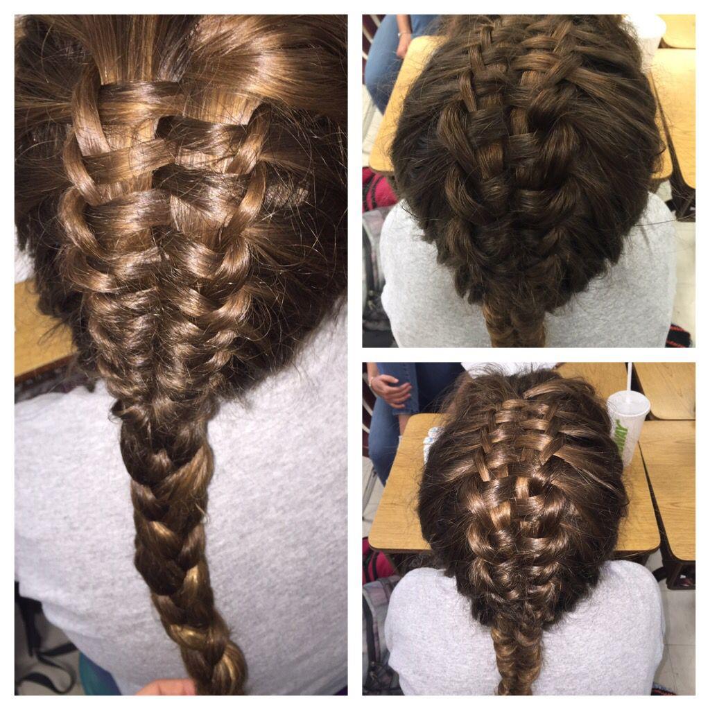 Soccer Hairstyles, Hair Styles, Zipper Braid