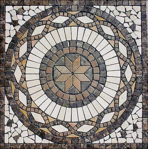 Http Www Kerana De Fliesenhandel Rosetten Und Rosonen 105 114 127 302 Htm Steine Mosaik Mosaik Muster Mosaik