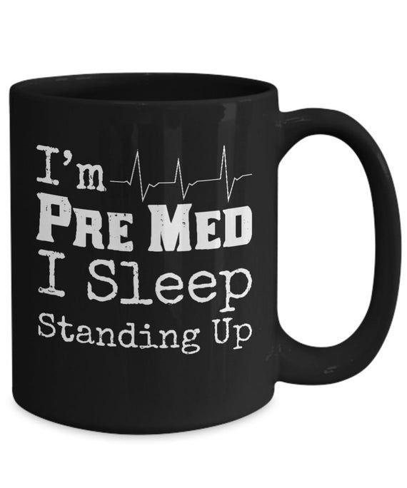 Premed Coffee Mug | Pre-med | Med Student Gift | Medical Student |Medical School |Future Doctor Mug | Medical College | Medical Student Cup #medicalstudents