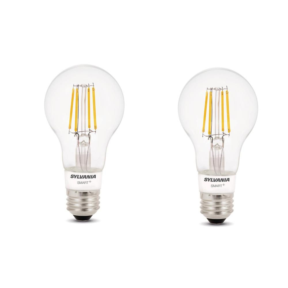 Sylvania + Bluetooth 40-Watt Equivalent A19 Dimmable
