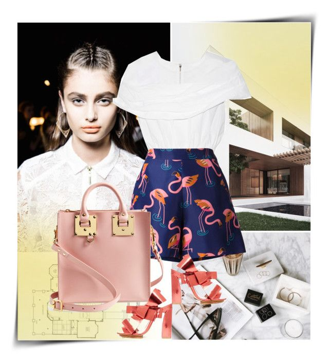"""""""inspiration"""" by yosilda ❤ liked on Polyvore featuring Dollhouse, Prada, Delpozo and Sophie Hulme"""