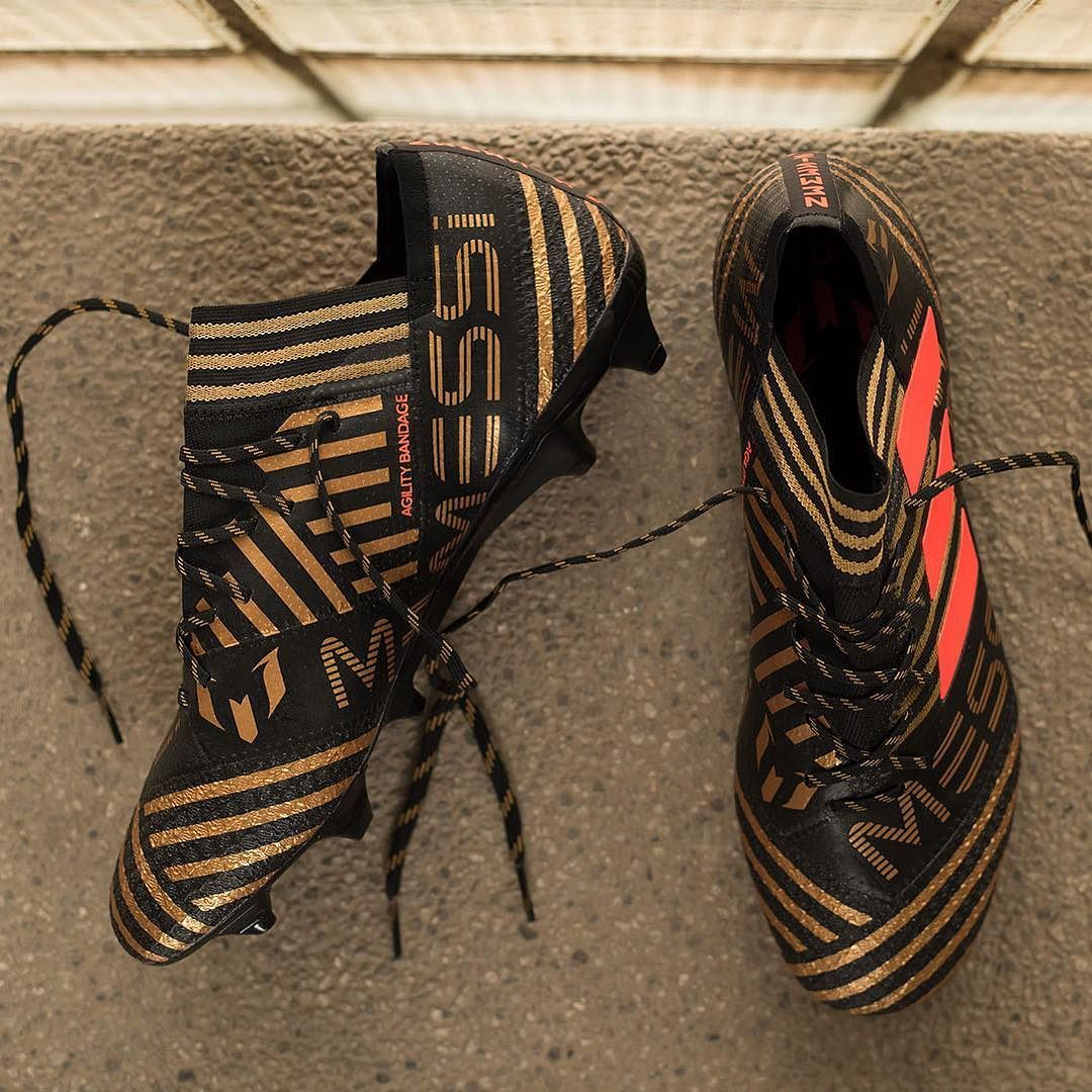 detailed pictures 719d2 eb2ce Outstanding adidas Nemeziz Messi 2018 Cold Blooded boots leaked  Cleats   Football, Football shoes, Soccer gear