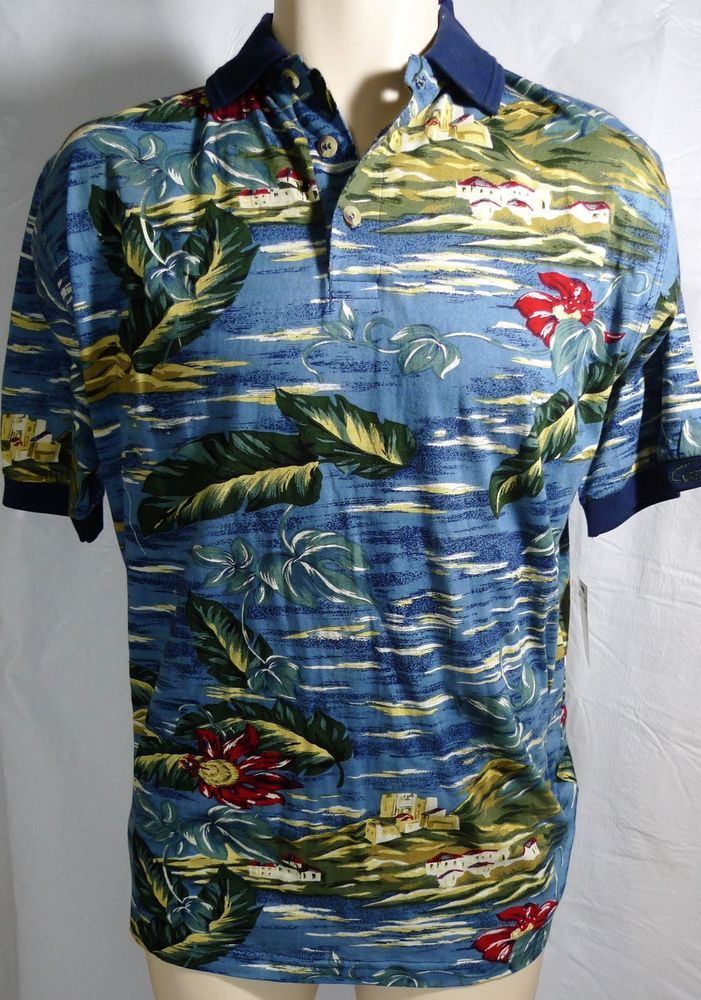 5a367e8c14 Father's Day is coming! Chi Chi Rodriguez Golf Polo Shirt XL XXL ...