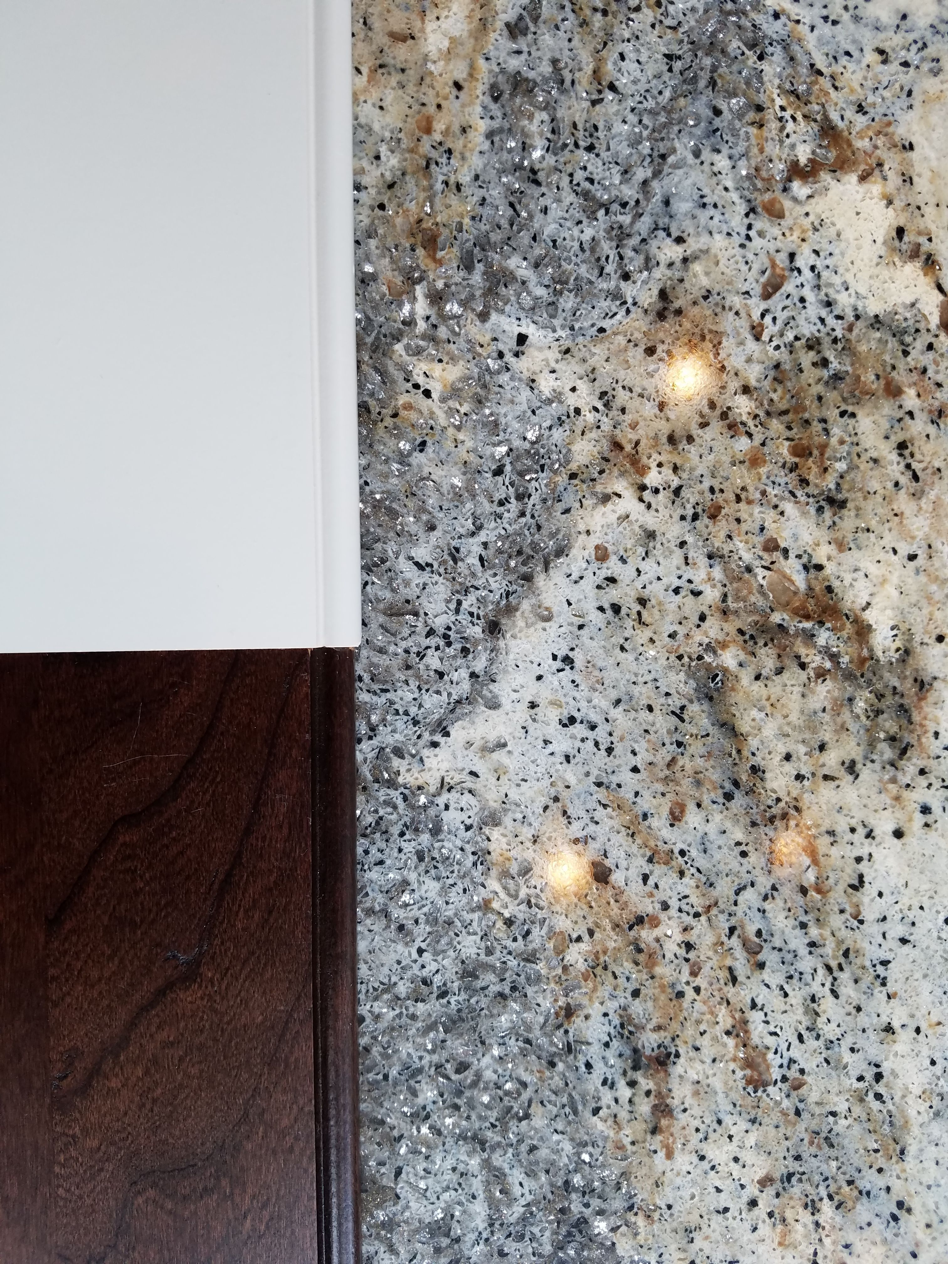 How To Clean Quartz Countertops Stains This New Cambria Helmsley Design Goes Fantastic With