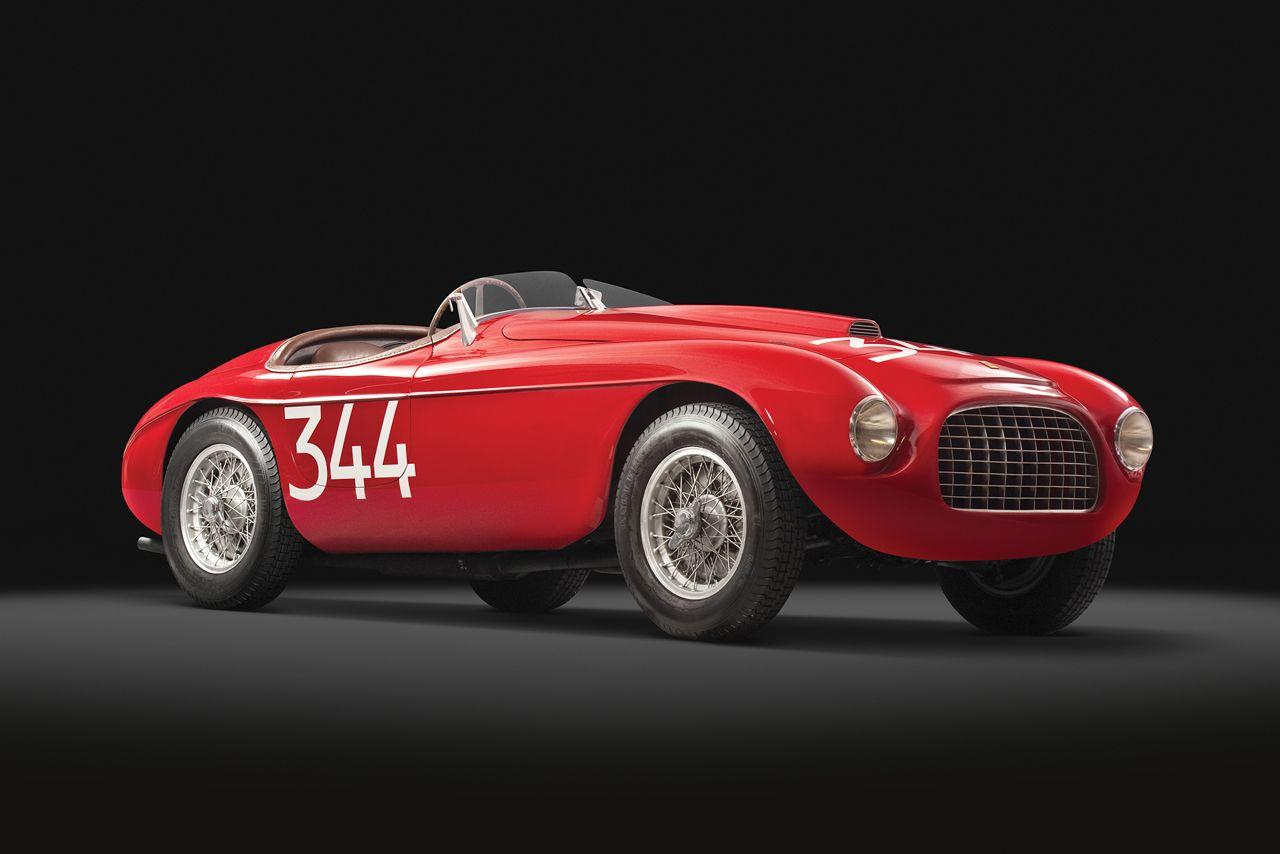 1948 Ferrari 166 MM Touring Barchetta