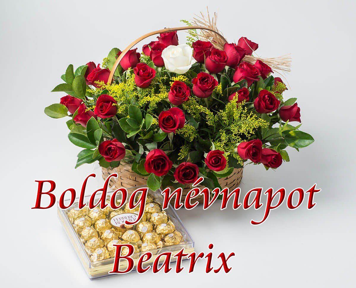 beatrix névnapi köszöntő Boldog névnapot Beatrix   Megaport Media | NÉV ÉS SZÜLETÉSNAPI  beatrix névnapi köszöntő