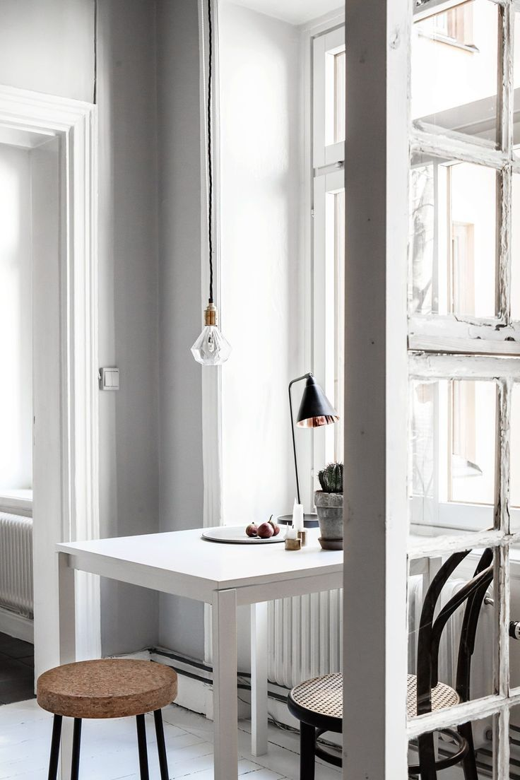 Dinner for two | Small dining, Scandinavian style and Dinners