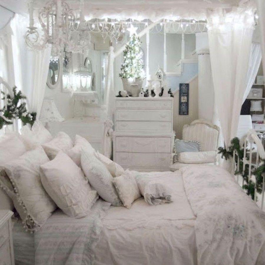 Modern Shabby Chic Bedroom: Shabby Chic Bedroom Project Decor Ideas