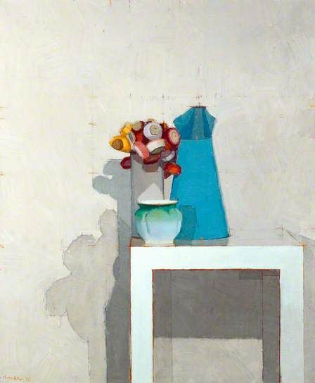William Brooker - Still life painter www.cullowheemountainarts.org #artworkshops #artretreats #contemporarypainting
