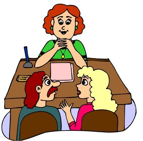 mrs wheeler s first grade tidbits conferences parent rh pinterest com parent teacher conference clipart free parent teacher conference clipart