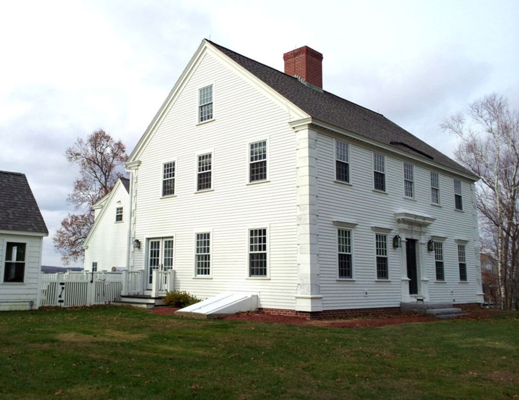 Colonial Photo Plan #530-4 - Houseplans.com   southern colonial ...
