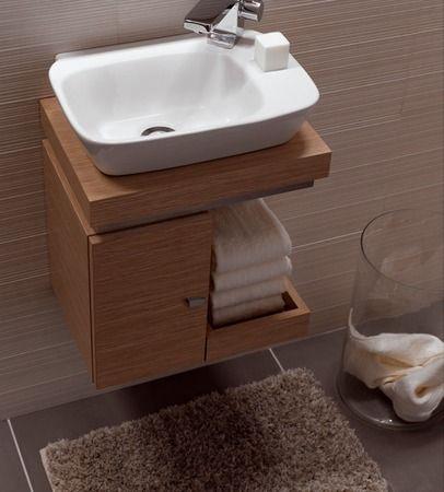 Silk handwaschbecken unterschrank hannover germany for Waschbecken klein mit unterschrank
