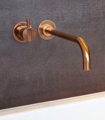 ulrike knopp inneneinrichtung etc kupfer tapware pinterest kupfer inneneinrichtung und. Black Bedroom Furniture Sets. Home Design Ideas