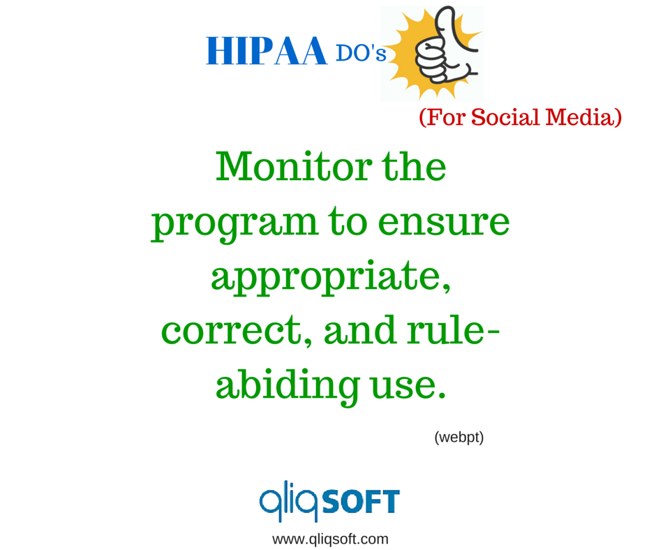 Social Media Is A Great Way To Promote What You Do  But It U2019s Important To Understand How  Hipaa