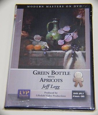 Instruction Books And Media 160640 Jeff Legg Green Bottle With