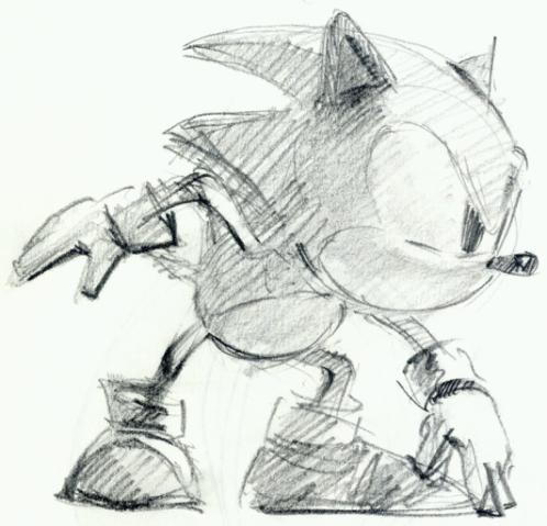 ゆめにっき sonic CD concept art | Meanwhile on Mobius... | Pinterest