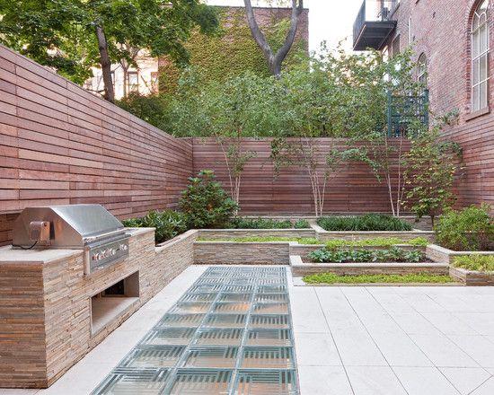 Landscape Corner Lot Fence Design Pictures Remodel