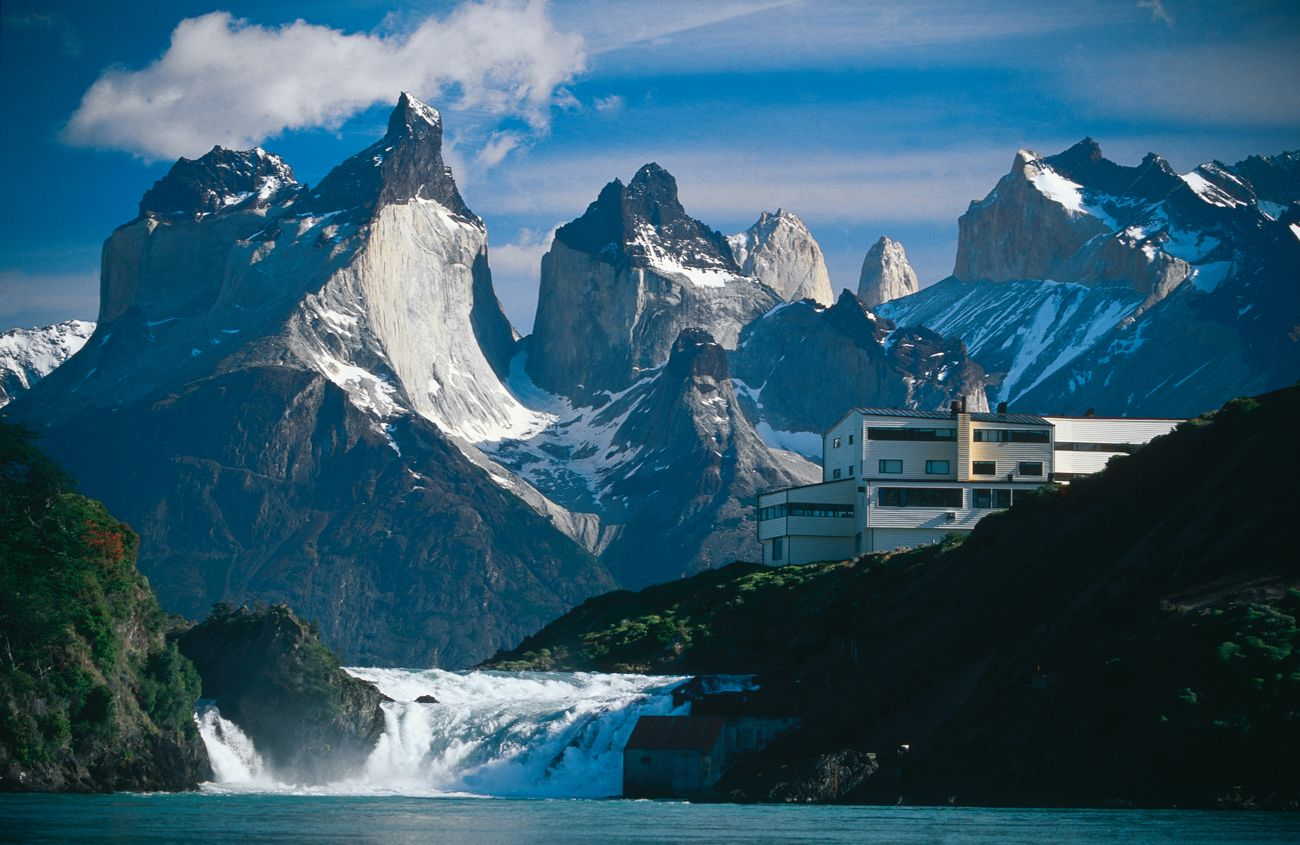 The amazing explora Patagonia in Chile sits in a UNESCO biosphere