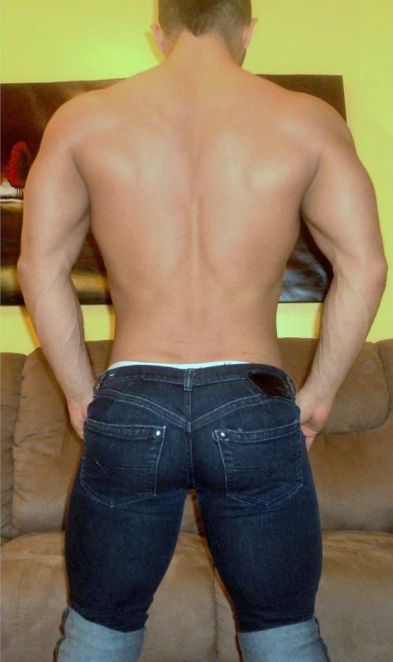 Guys with phat ass