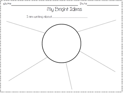 free brainstorm template