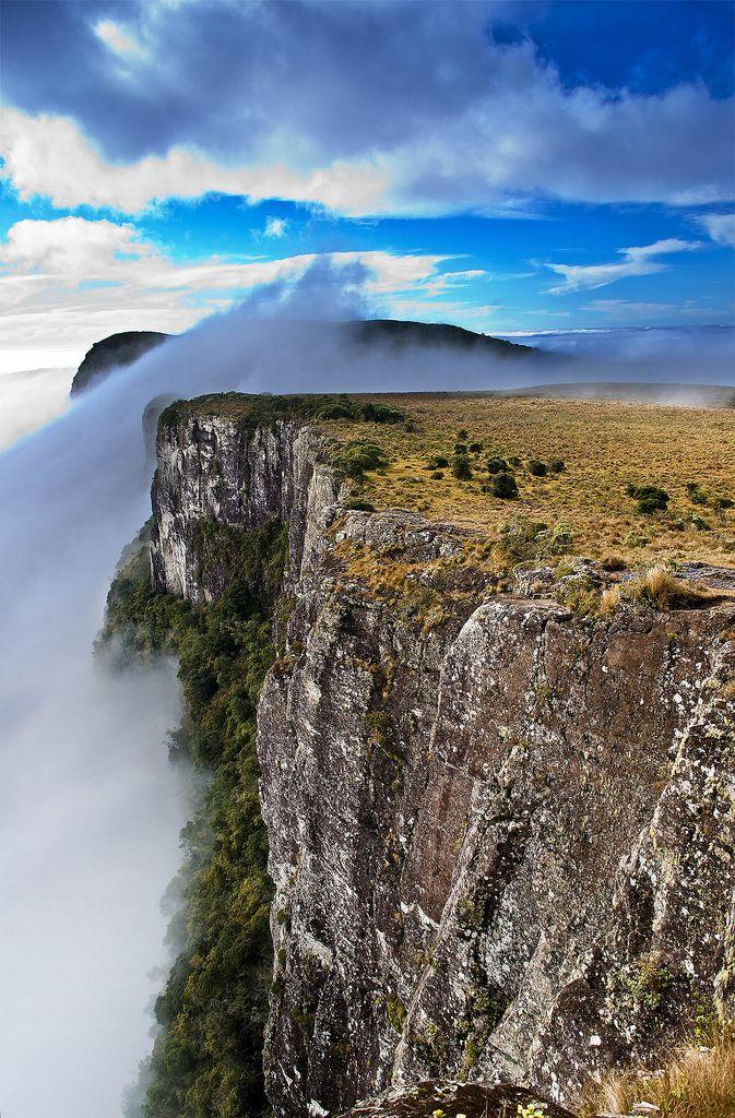 Fortaleza Cliff, Ceara, Brasil