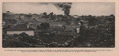 tweede balkanoorlog oorlog 1912 beschietingen bij Saloniki (janwillemsen) Tags: 1912 magazineillustration balkanwar deprins
