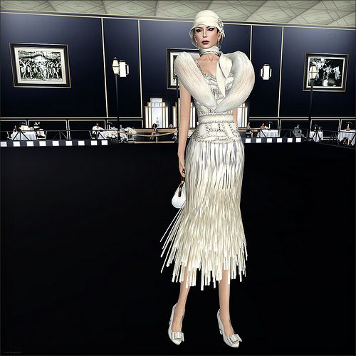 Cotton Club Jazz Age Second Life Gq Graduation 50th Moving On  sc 1 st  Pinterest & LookElite Graduation Fashion Show - The Cotton Club Parade 057 ...