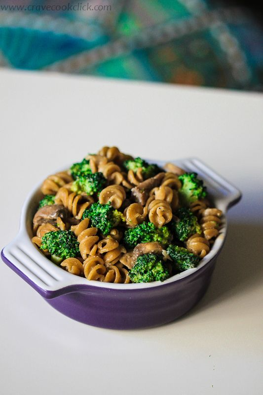 whole wheat pasta with broccoli and mushrooms recipe my food recipes photography wheat pasta recipes wheat pasta whole wheat pasta pinterest